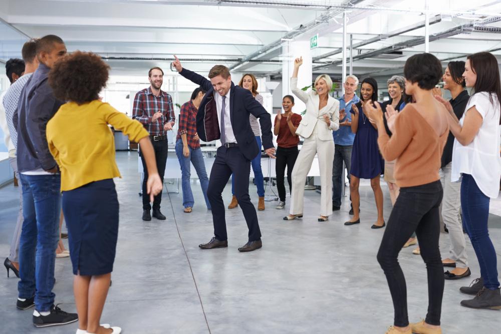 Baile para Empresas